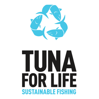 Tuna for Life sustainable fishing logo