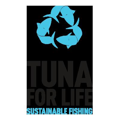 Tuna for Life sustainable fishing logo